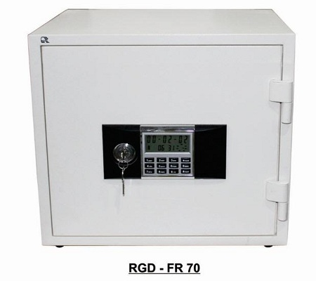 Fire Resistant Home Safes 2