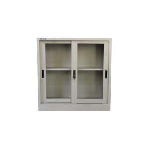 LOW HEIGHT STEEL SLIDING DOOR CUPBOARD (RGD 27)