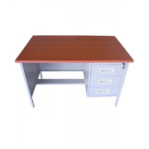 RGD  SINGLE PEDESTAL DESK