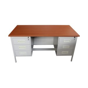 RGD  DOUBLE PEDESTAL DESK